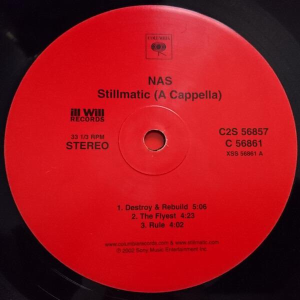 #<Artist:0x007f8237826408> - Stillmatic (A Cappella)