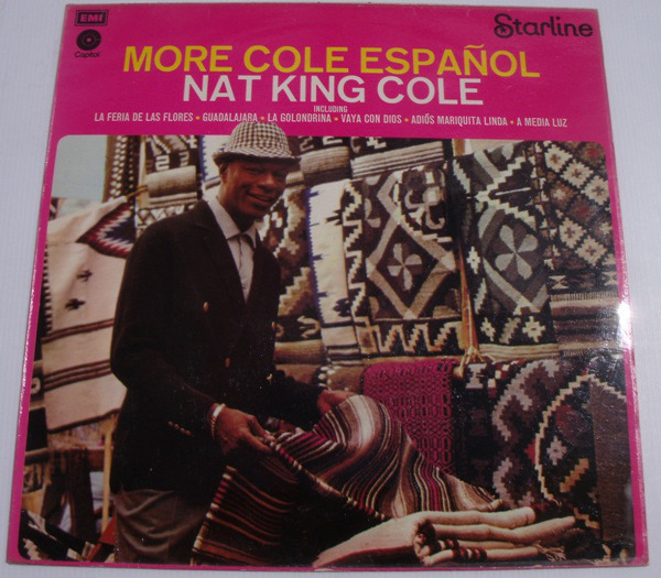 #<Artist:0x007f1f307caaf0> - More Cole Español