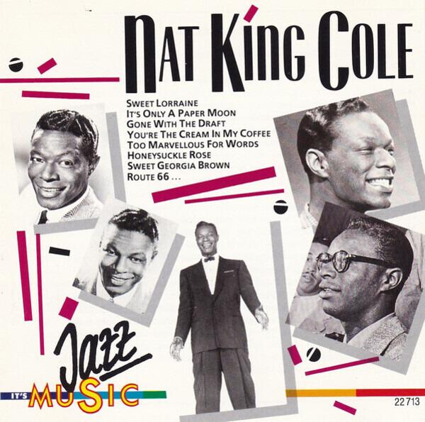 #<Artist:0x00007fd8a50176f8> - Nat King Cole
