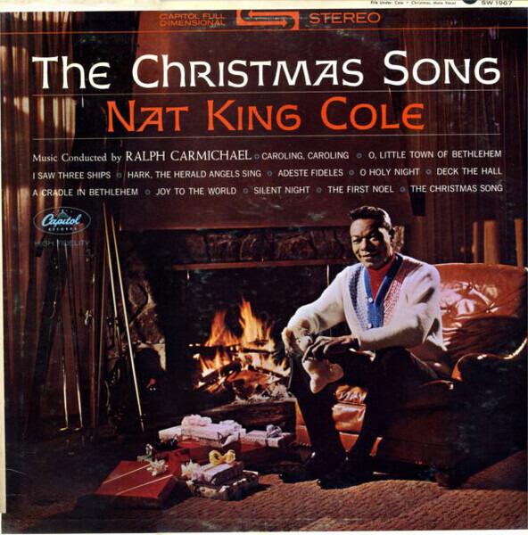 #<Artist:0x007f6936cd2bd8> - The Christmas Song