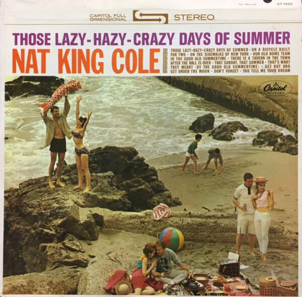 #<Artist:0x00007fd8c9662700> - Those Lazy-Hazy-Crazy Days of Summer