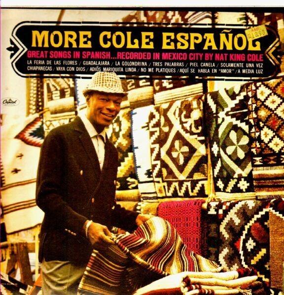 #<Artist:0x007f5b1c68df98> - More Cole Español