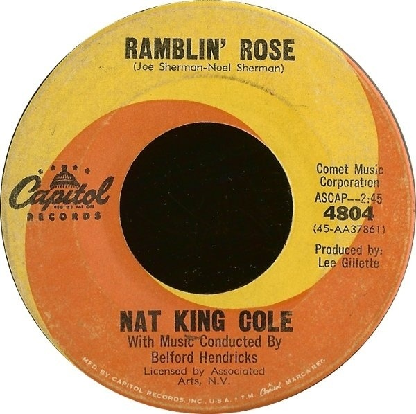#<Artist:0x007f2768a512c0> - Ramblin' Rose