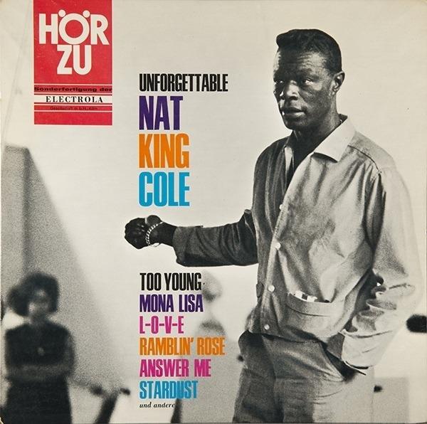#<Artist:0x007f1f299e1520> - The Unforgettable Nat King Cole