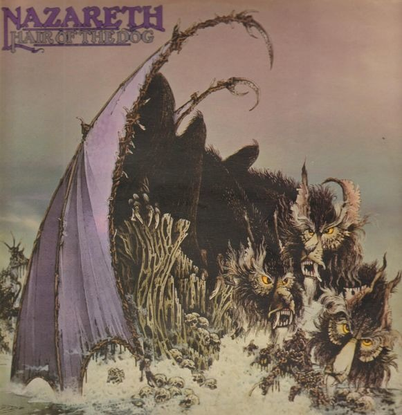 Nazareth Hair Of The Dog (1ST UK)