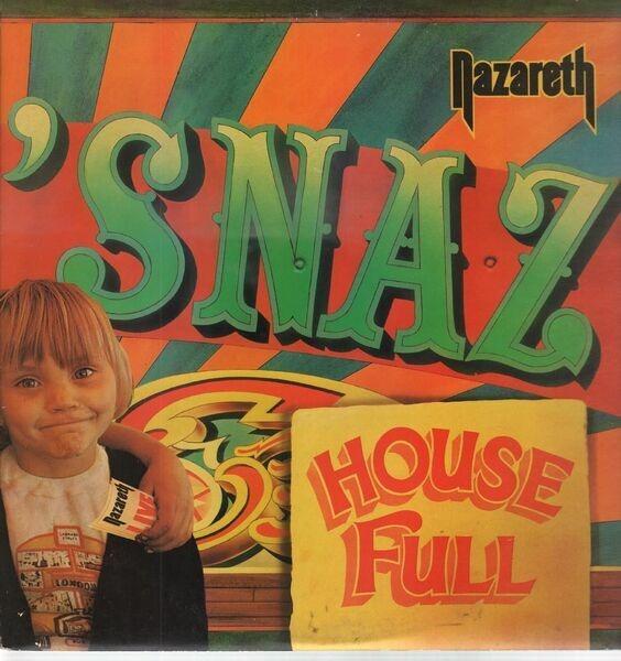 Nazareth - Snaz (gatefold)