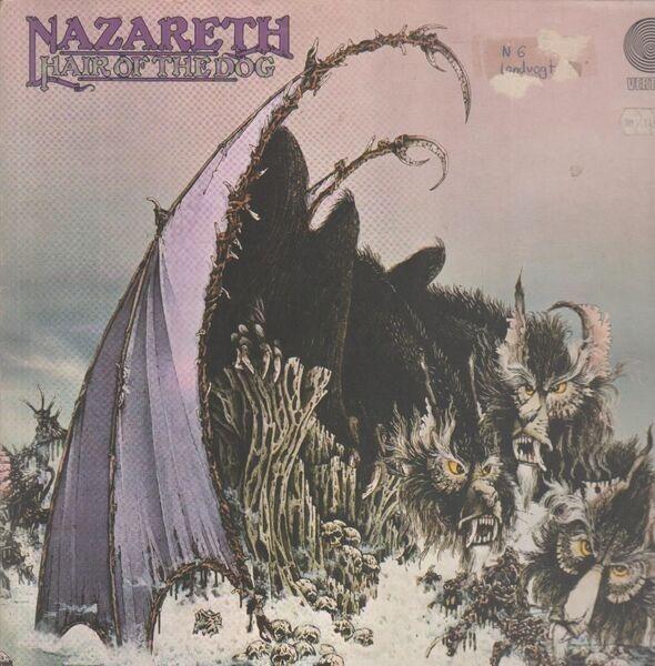 Nazareth Hair Of The Dog Vinyl Records Lp Cd On Cdandlp