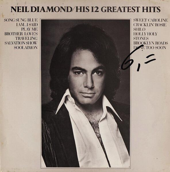 #<Artist:0x007f1f38683ec8> - His 12 Greatest Hits