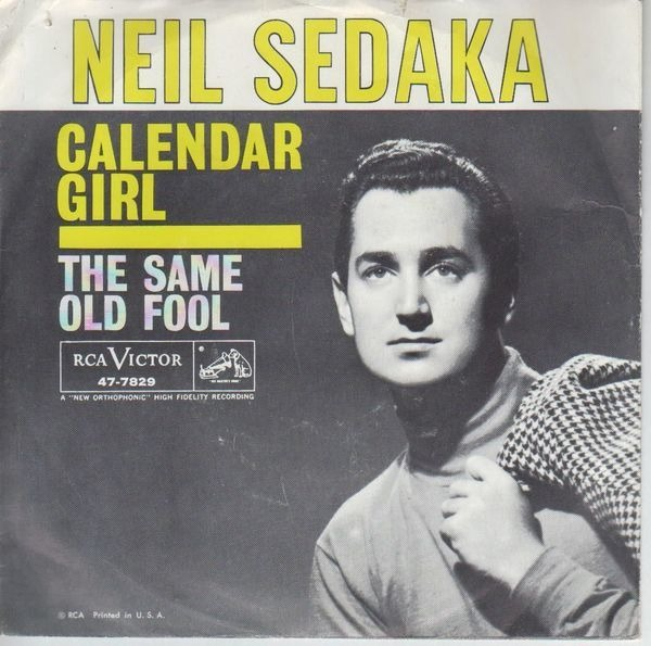 #<Artist:0x007fd614d76a30> - Calendar Girl / The Same Old Fool
