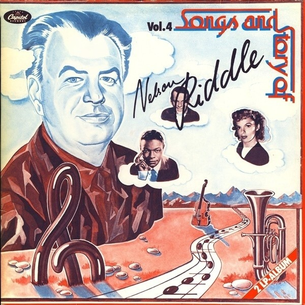 #<Artist:0x00007f4174998ee8> - Songs And Story Of Nelson Riddle Vol. 4