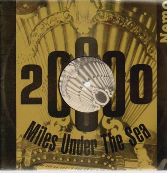 NEMO - 20000 Miles under the Sea - LP