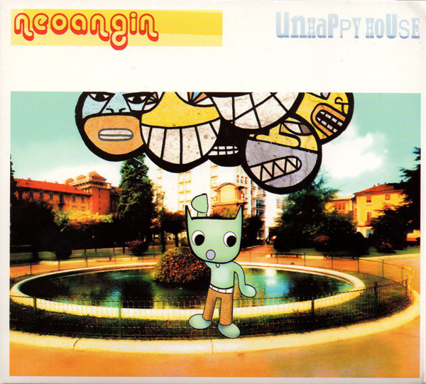 NEOANGIN - Unhappy House - CD