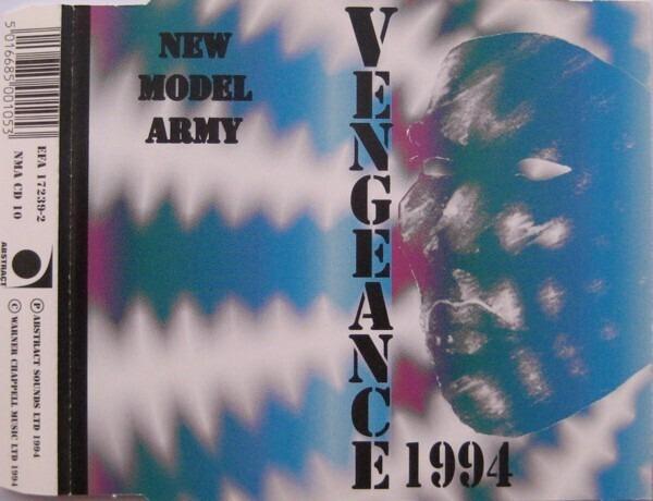 #<Artist:0x007f8553587ca0> - Vengeance 1994