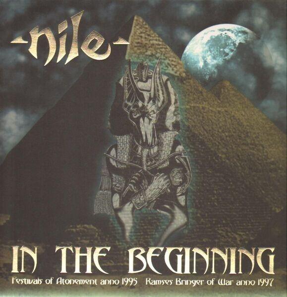 #<Artist:0x00007f4df9e28440> - In The Beginning-Reissue-
