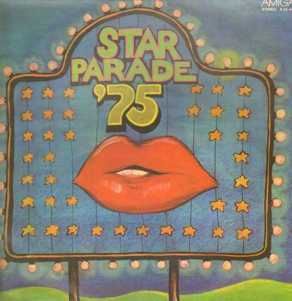 #<Artist:0x007f3bc97043b8> - Star Parade '75