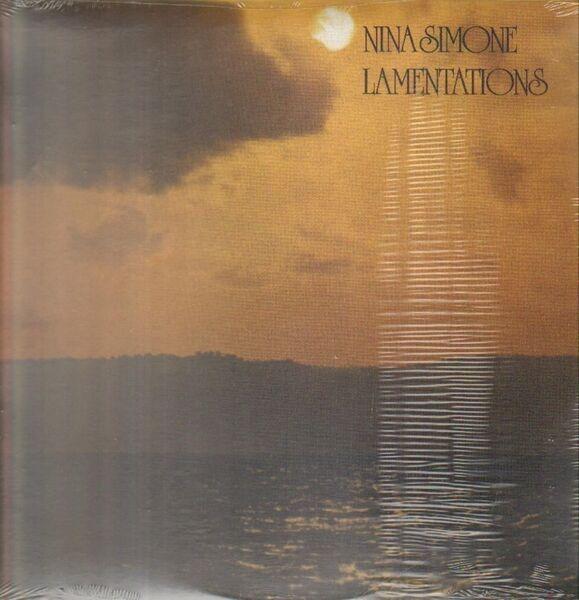 nina simone lamentations (still sealed)
