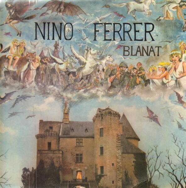 NINO FERRER - Blanat - 33T