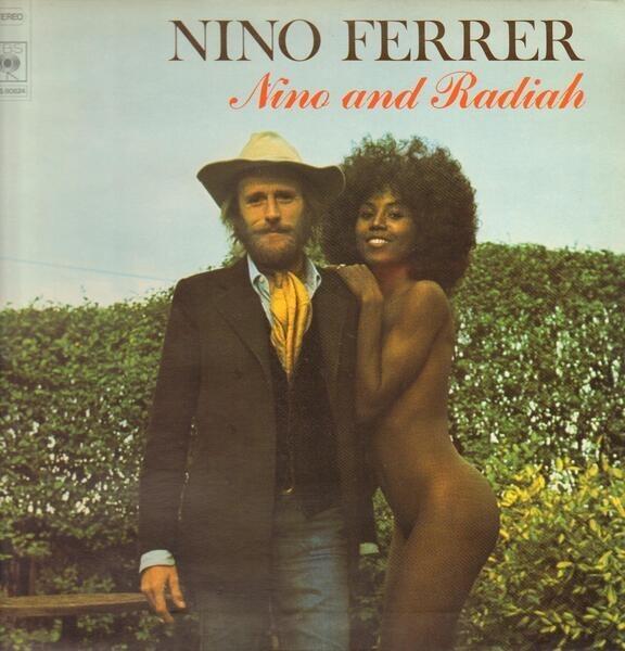 NINO FERRER - Nino And Radiah - 33T