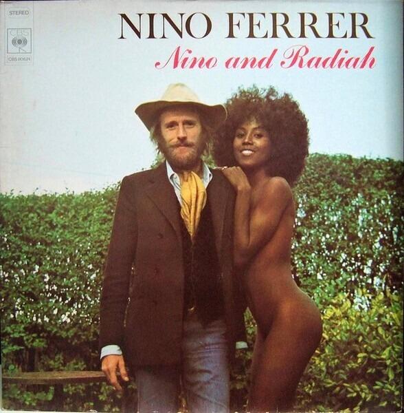 NINO FERRER - Nino And Radiah (ORIGINAL FRANCE) - 33T