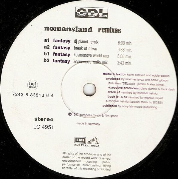 Nomansland Fantasy (Remixes)
