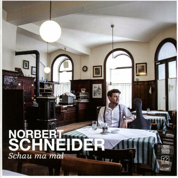 NORBERT SCHNEIDER - Schau Ma Mal - CD