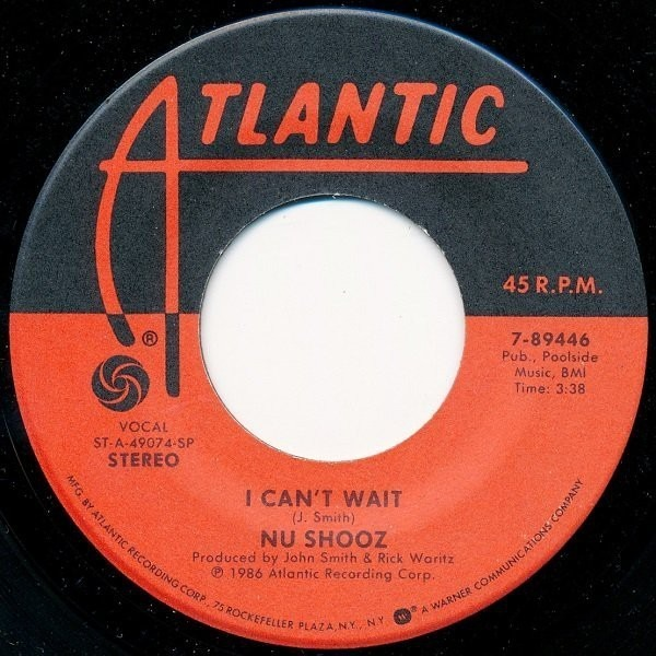 Nu Shooz - I Can't Wait Album