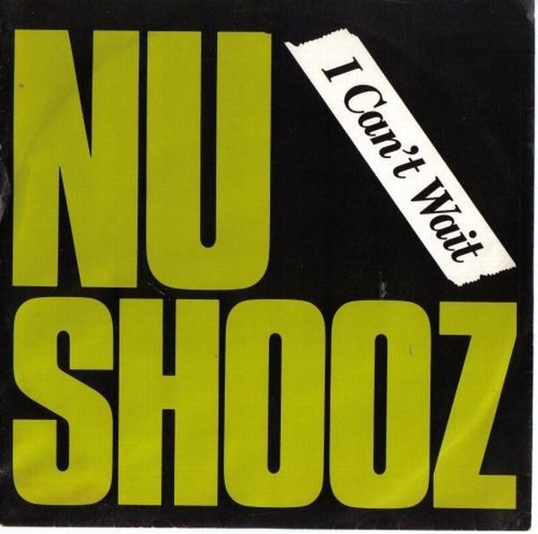 Nu Shooz - I Can't Wait LP