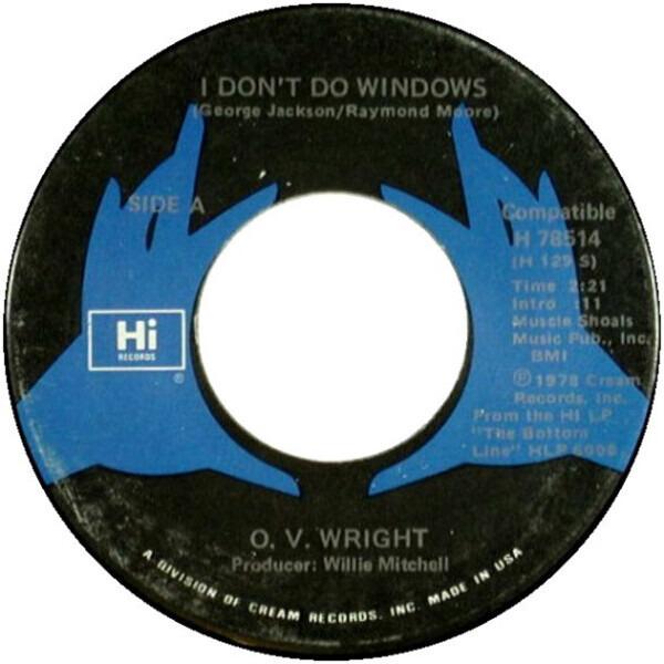 #<Artist:0x007f1f3b7d9bd0> - I Don't Do Windows