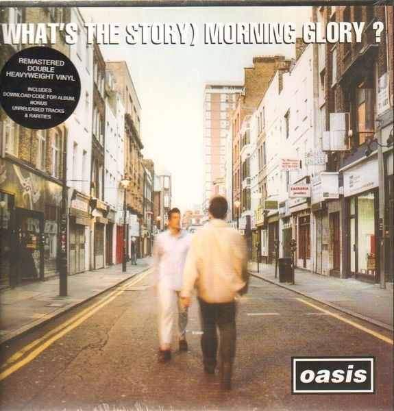 OASIS - (What's The Story) Mornining glory? (180G) - 33T x 2