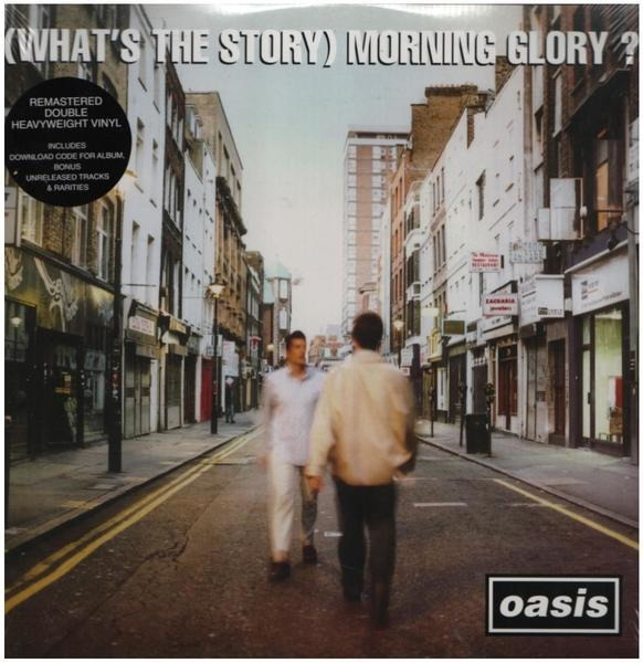 OASIS - (What's The Story) Morning Glory? (180G +DOWNLOAD) - 33T x 2