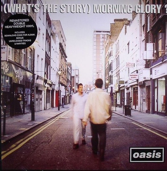 OASIS - (What's The Story) Morning Glory? (+ UNRELEASED TRACKS AND RARITIES) - LP x 2