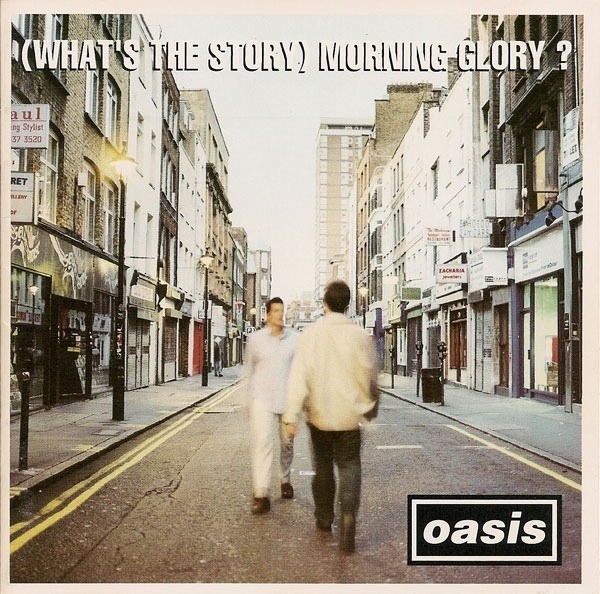 OASIS - (What's The Story) Morning Glory? - CD