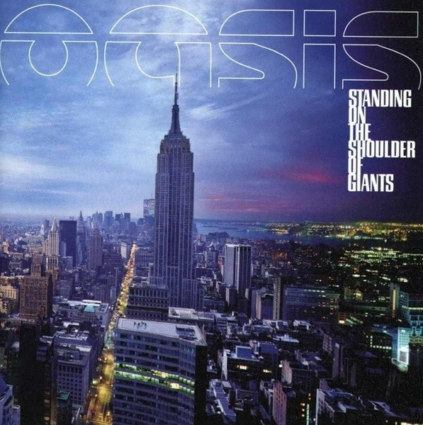 OASIS - Standing On The Shoulder Of Giants - CD