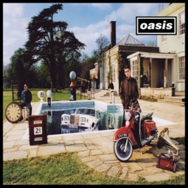 OASIS - Be Here Now (REMASTERED 180G VINYLS) - LP x 2