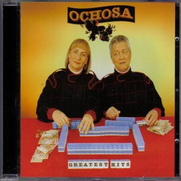 OCHOSA - The greatest hits - CD