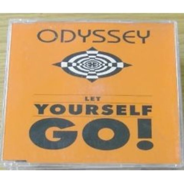 ODYSSEY - Let Yourself Go! - CD single
