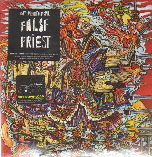 #<Artist:0x00007f4dee400518> - False Priest