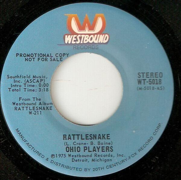 Ohio Players - Rattlesnake