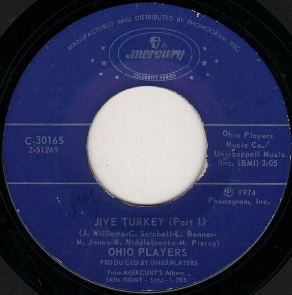 #<Artist:0x007f1f3b2406b0> - Skin Tight / Jive Turkey (Part 1)