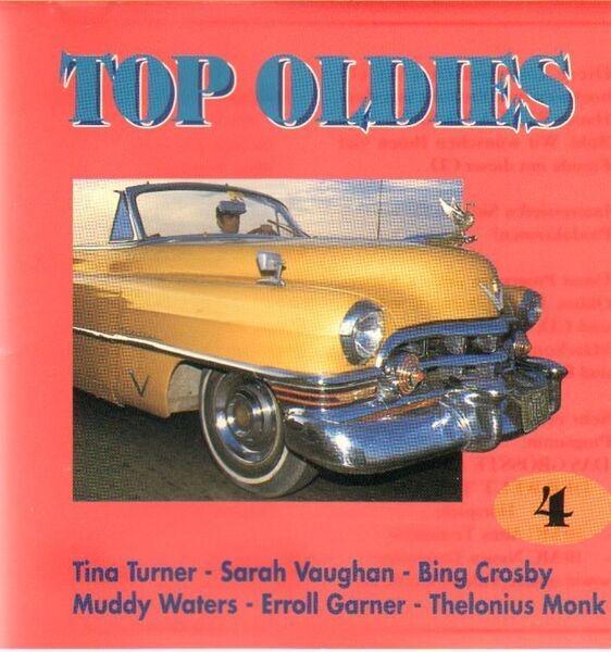 OLDIE COMPILATION - Top Oldies Vol.4 - CD