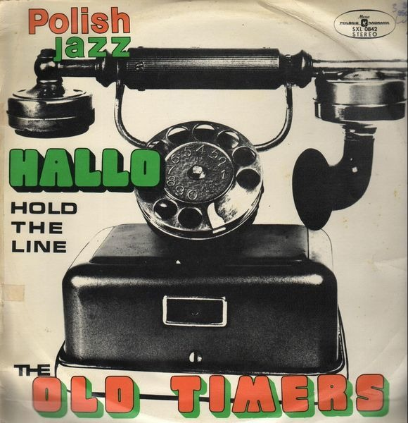 OLD TIMERS - Hold The Line - LP
