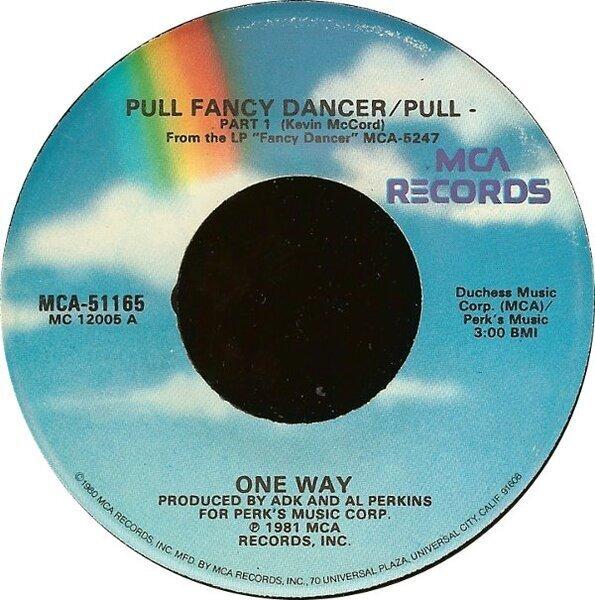 #<Artist:0x007f41e23635c8> - Pull Fancy Dancer / Pull