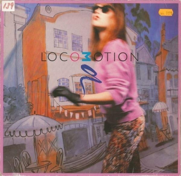 #<Artist:0x00007fcea5ac9290> - Locomotion