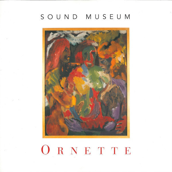 ORNETTE COLEMAN - Sound Museum - Three Women - CD