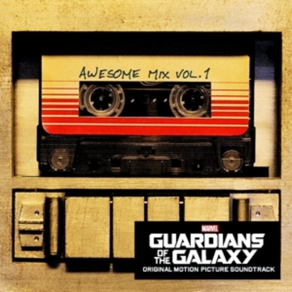 OST - Guardians Of The Galaxy - CD