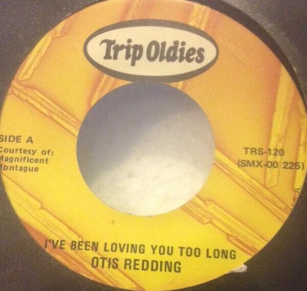 Otis Redding / James Brown I've Been Loving You Too Long / Papa's Got A Brand New Bag