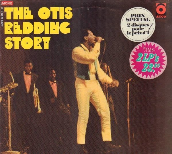 Otis Redding - The Otis Redding Story (stereo)