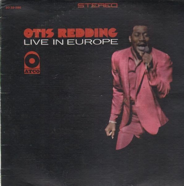 Otis Redding - Otis Redding Live In Europe (still Sealed)