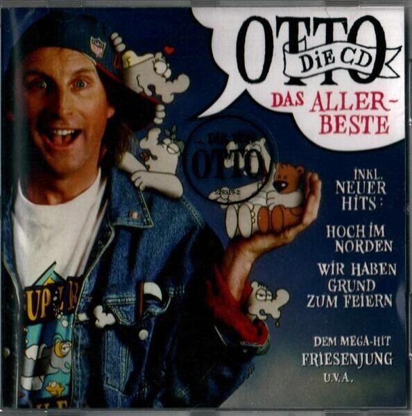 Otto Die Cd Das Allerbeste Otto Waalkes Cd Recordsale