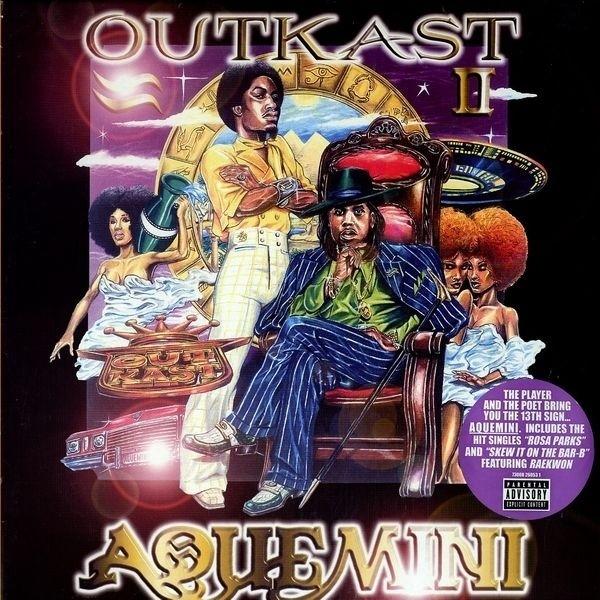 OutKast Aquemini (US PRESS)